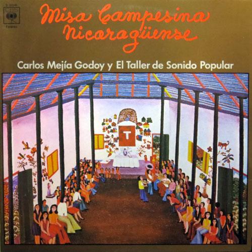 Carlos-Mejía-Godoy-Misa-campesina-nicaragüense-1977